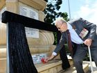 AFTER nearly 70 years four Second World War servicemen have been recognised on the Bundamba cenotaph.