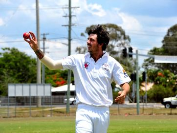 A selection of photos taken of the cricket action at Salter Oval.