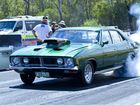 A selection of photos from the final round of drag racing at Benaraby Raceway 16th November 2013