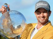 HE IS the US Masters champion, the Australian Masters champion, and this week Adam Scott can become a world champion.