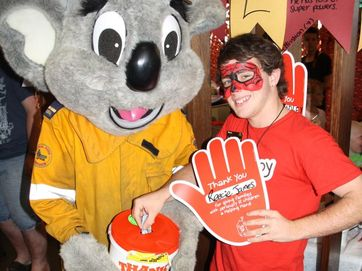 McHappy Day Gatton 2013