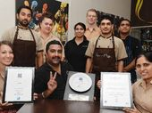 THE Indian restaurant best known for its delicious butter chicken and garlic and cheese naan bread has recently attained three more accolades.