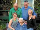 THERE was 100 years and five generations worth of celebration at Jan and John Burnett's property Bendemeer, near Clermont, earlier this month.