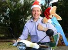 IPSWICH West MP Sean Choat will be riding his 50cc scooter at the Ulysses Club Toy Run next month to show his support.
