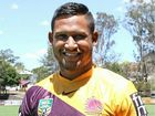 DALLY M Player of the Year Ben Barba may be heading to town, answering Rockhampton Leagues Club Capras coach Jason Hetherington's prayers... possibly.