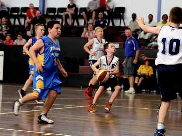 A selection of photos taken of the under twelve boys Bundy team in action at WIN Stadium.