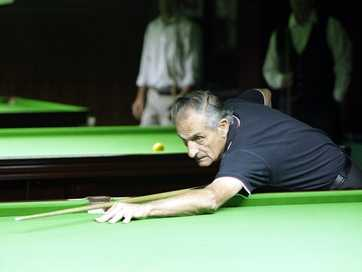 Kingsley Short Memorial Over 70's Handicap Snooker Tournament