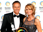 WHITSUNDAY tourism operators proved they are right up there with the best in the state, taking out a swag of awards at the 2013 Queensland Tourism Awards.