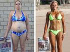 THIS Marian woman lost 14kg and toned her body in about three months, but not once did she starve herself.