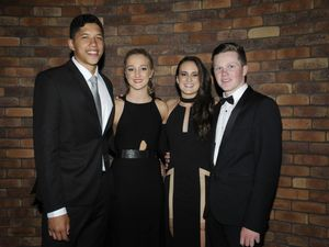 Toowoomba Grammar Formal 2013