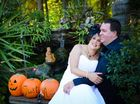 HALLOWEEN conjures imagery of supernatural themes for most of us, but for this central Queensland couple, it marked the beginning of a supernatural love.