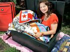 Ipswich Multicultural Projects has decided to add a good, old fashioned suitcase rummage to monthly markets.