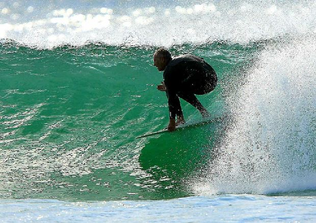 Lifelong surfers are aware of the risks and tend to be a little more cautious.