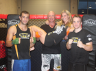 PUNCHES will fly as Airlie Fight Night brings the region's best fighters face-to-face with fierce competitors from across the state at the Whitsunday PCYC this Saturday night.