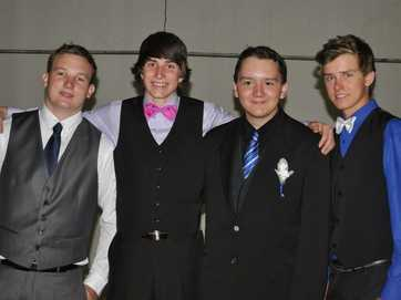 Pittsworth State High School formal 2013.