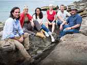 COVERING more than 66,000km of coastline was always going to be a big ask for Neil Oliver.