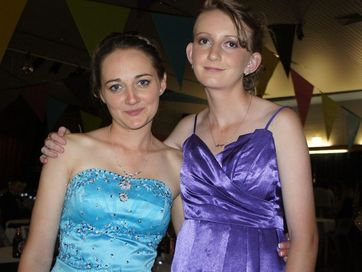 Oakey State High School formal 2013.