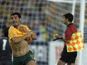 AS the Socceroos prepare for next year's World Cup, John Aloisi reflects on the 2006 kick that put Australia in the cup for the first time in 30 years.