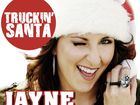 HAVE we got a surprise for you!  Thanks to Jayne Denham, Big Rigs is able to bring you a very merry Christmas special.