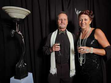 The 2013 Mayoral Ball held at Novotel Pacific Bay Resort on Saturday, November 30 was a step into yesteryear with its Great Gatsby theme.