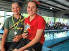 THE staff at St Mary's Primary School were all impressed with the great sportsmanship and attitude shown by the children during their swimming carnival.