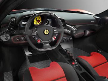Ferrari has officially launched its track-focused 458 Speciale in Australia.