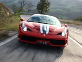 BETTER and faster. Buyers of the new Ferrari 458 Speciale need no more incentive.