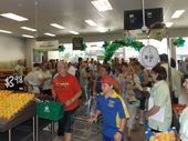<strong>UPDATE: </strong>Woolworths Maryborough had a flood of a different sort on Wednesday as hundreds of shoppers flocked to the reopening.