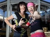 DOZENS of Zumba dancers are set to bust a move in Ipswich city mall on Thursday in recognition of International Day of People with Disability.
