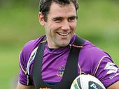 WITH the Brisbane Broncos circling hooker Cameron Smith, Melbourne coach Craig Bellamy said it would be hard to imagine his skipper playing for any other team.