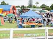 FUN TIME: New Year's Eve at Alstonville Showground, rides and food for families to enjoy.