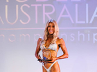 A WHITSUNDAY bodybuilder has won the prestigious title of Ms Bikini Australia after competing in the recent Musclemania Australia competition on the Gold Coast.