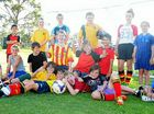 GATTON Redbacks are looking forward to a successful 2014 as the soccer year comes to a close.