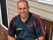 Jason Wright has moved up the ranks from vice-president to president of the Warwick Redbacks AFL club for the 2014 season.
