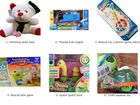 ATTORNEY-General Jarrod Bleijie today revealed the unsafe toys that have made the naughty list this Christmas.