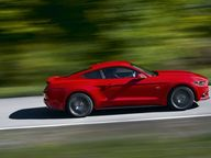 The new Ford Mustang will be available in Australia in 2015.