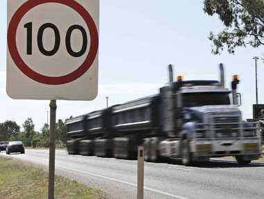 HIGH PRIORITY: Submissions to the State Government suggest that speed limits be increased.