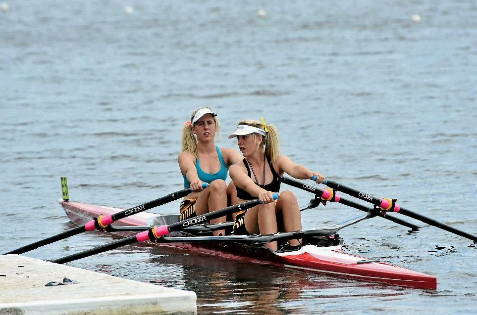 Twins head title hopes at State Rowing Championships