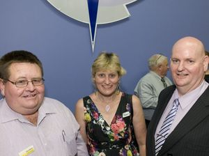 Law firm celebrates move