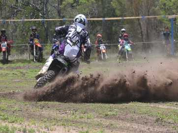 The Chinchilla Motocross Club hit the Brigalow track for its end of year presentation and practice day.