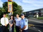 NEW flashing school zone lights have been turned on at both Jindalee and Oxley state schools.