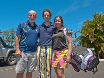 Saturday saw Coffs Harbour Golf Club members take to the club's 27-hole layout to battle it out for the Monthly Medal. Photos: Rob Wright / Coffs Coasdt Advocate