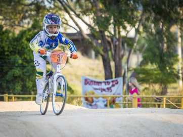 The Harbour City BMX races at Sun Valley Park on December 7, 2013.
