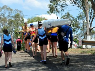A selection of photos taken at the Queensland State Championships held at the Bucca Rowing Course.