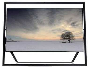 The Samsung UN85S9 TV
