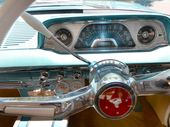 1964 EH Holden Premier - detail. Photo: Chris Ison / The Morning Bulletin