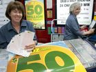 HER newsagency has sold two Gold Lotto tickets in the last two years, but Lucky Charm Toowoomba owner Karen Hynes is still holding out for her winning ticket.