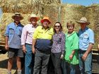TWO Darling Downs feed companies have joined forces to help the plight of the drought-affected primary producers in western Queensland.