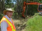 GYMPIE'S rural road network is being made safer with a council program to improve drainage and visibility.