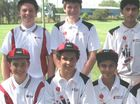 GYMPIE Junior Cricket will be well represented at next week's Queensland Junior Cricket Championships with 12 local players in the Wide Bay team.